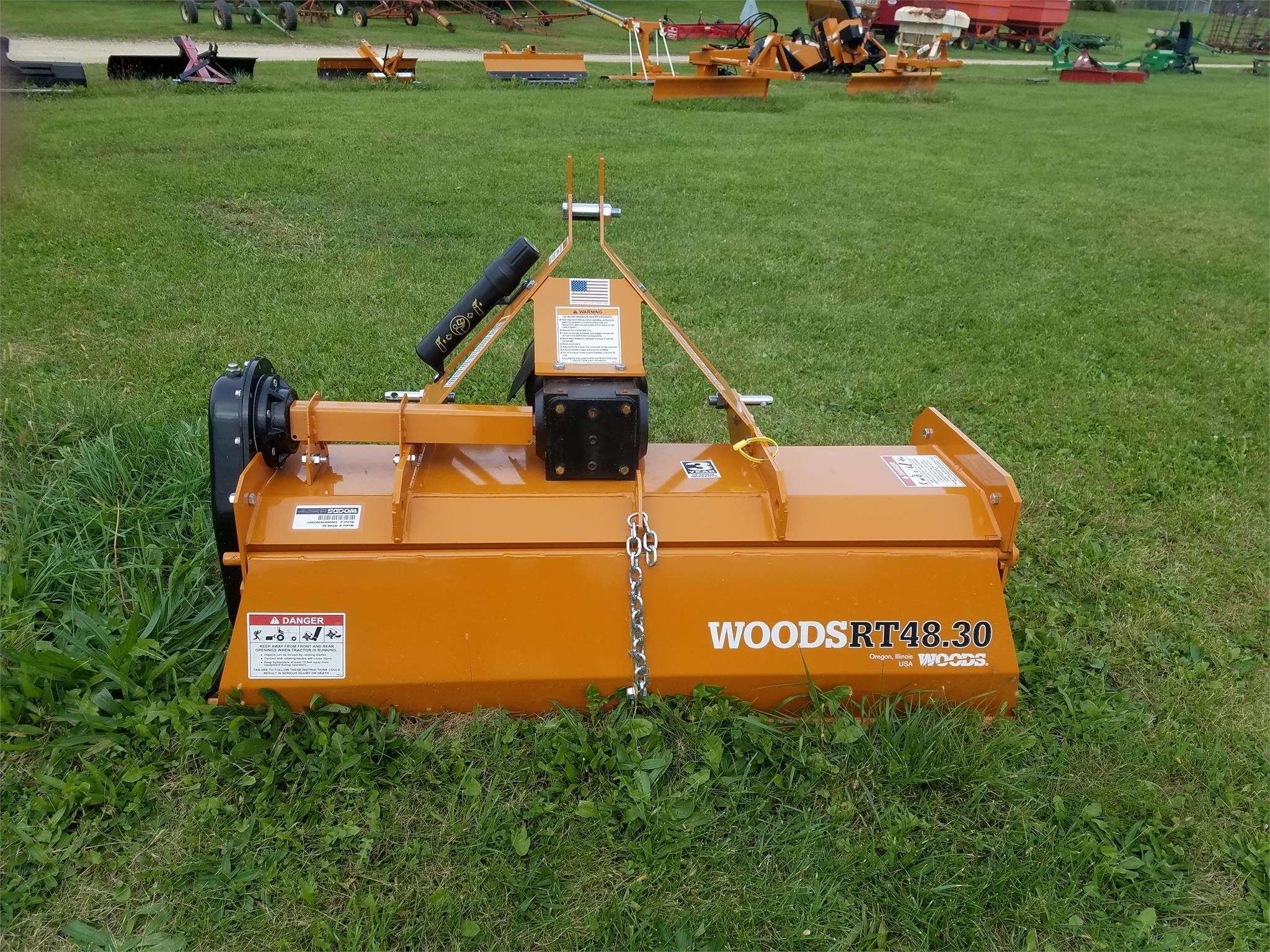 2019 Woods RT48.30 Lawn and Garden