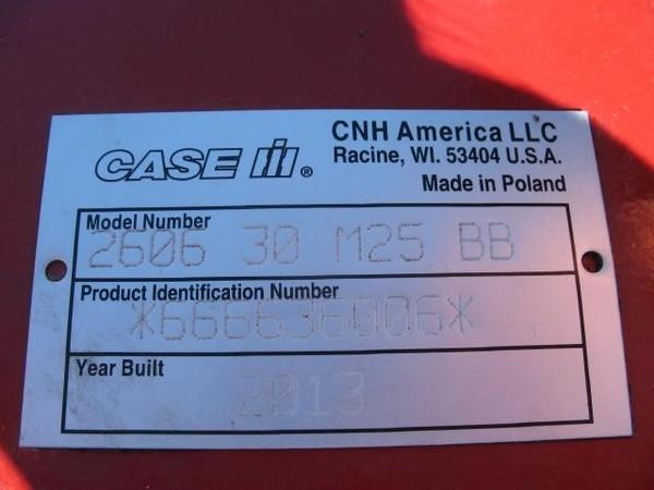 2013 Case IH 2606 Corn Head