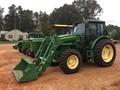 2013 John Deere 6130D Tractor