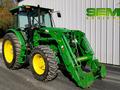 2012 John Deere 6115D 100-174 HP