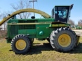 2001 John Deere 6750 Self-Propelled Forage Harvester