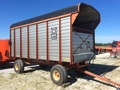 1998 Meyer 3118 Forage Wagon