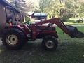 1991 Case IH 275 Tractor