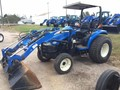 2003 New Holland TC40D Tractor