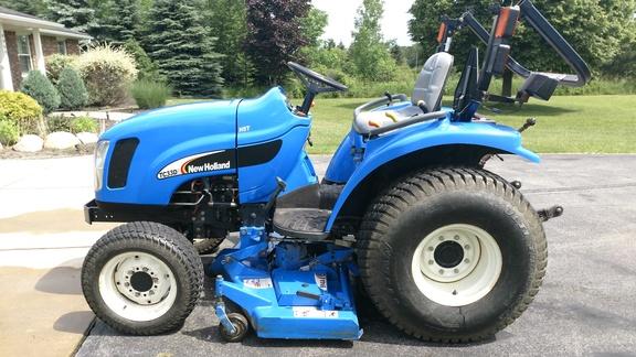 2008 New Holland TC33DA Tractor
