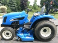 2008 New Holland TC33DA Under 40 HP