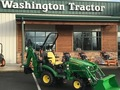 2018 John Deere 1025R TLB Under 40 HP