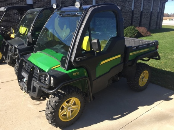 2017 john deere gator xuv 855d atvs and utility vehicle. Black Bedroom Furniture Sets. Home Design Ideas