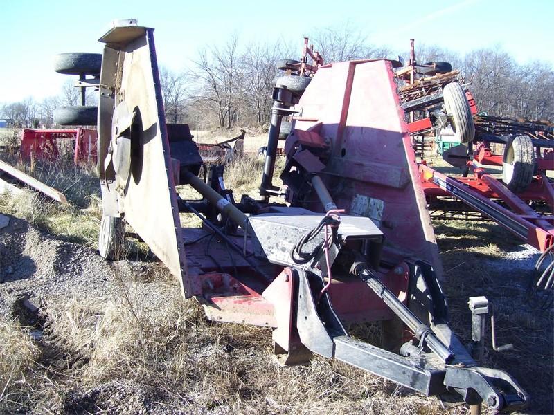 Bush Hog 2615l Batwing Mower Pinckneyville Illinois
