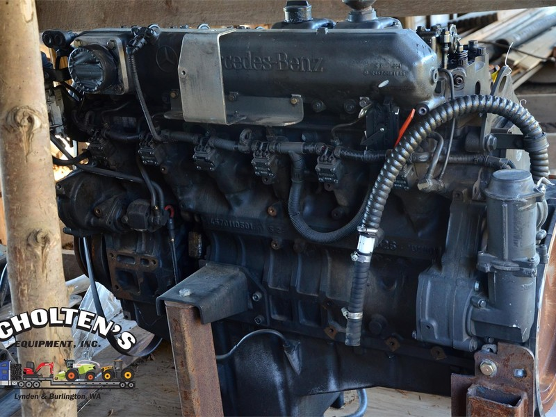 Claas Jaguar 870 Self-Propelled Forage Harvester