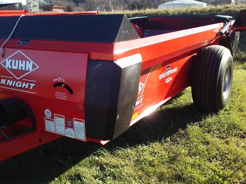 Kuhn Knight 1224 Manure Spreader