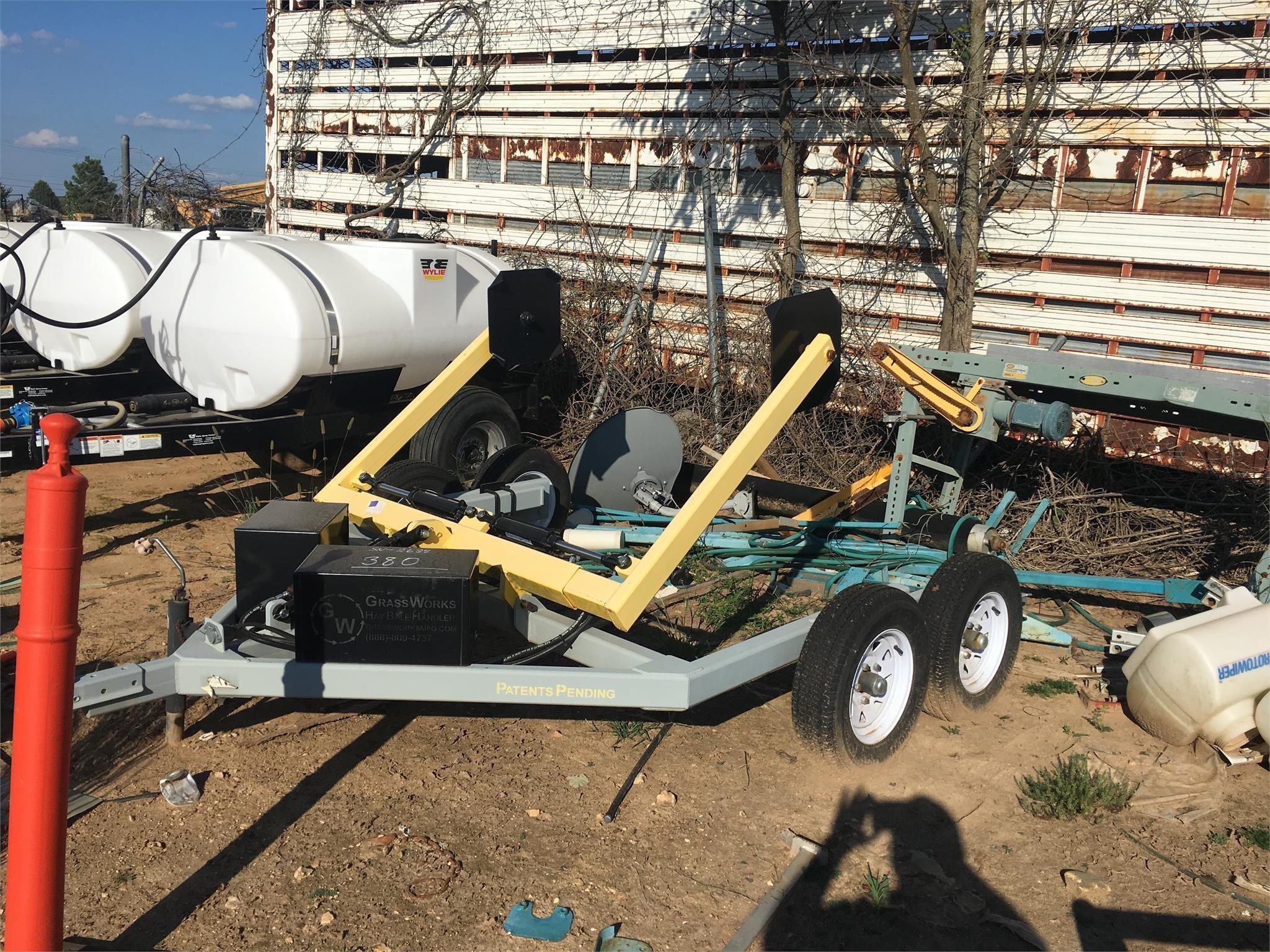 2012 Grassworks HBH5 Feed Wagon