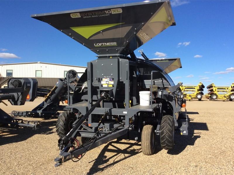 2018 Loftness XLB10 Grain Bagger