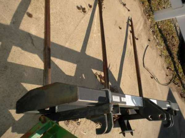 2012 Worksaver RBSL3333 Loader and Skid Steer Attachment