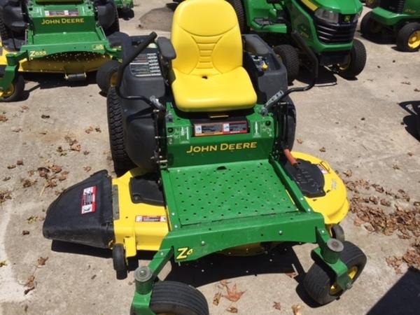 2007 John Deere Z445 Lawn and Garden