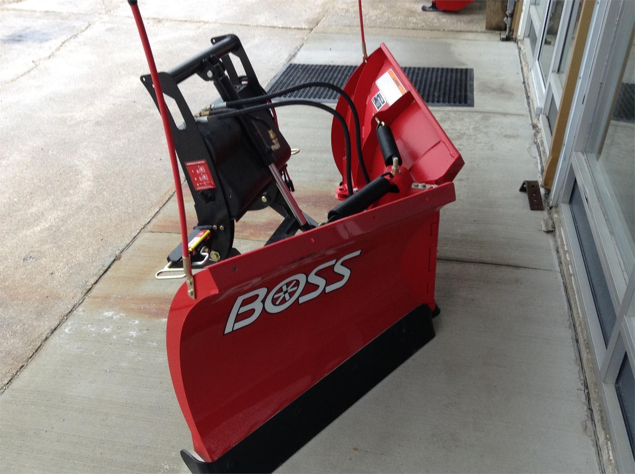 2021 Boss POWER-V XT Blade