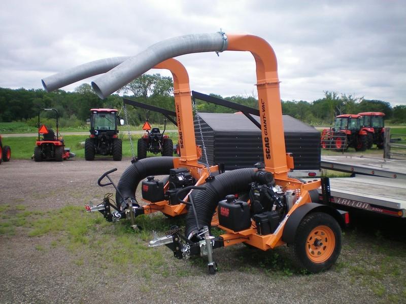 Scag Giant-Vac TL20W Miscellaneous