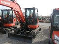 Kubota U55-4 Excavators and Mini Excavator