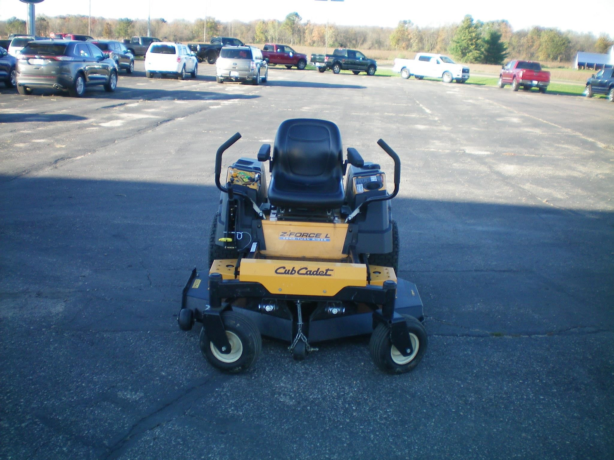 2016 Cub Cadet Z-Force L54 Lawn and Garden