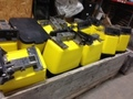 2002 John Deere Insecticide Boxes Planter and Drill Attachment