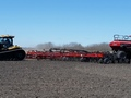 2014 Case IH Flex Hoe 700 Air Seeder