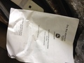John Deere 4920 warning light kit for dry box Miscellaneous