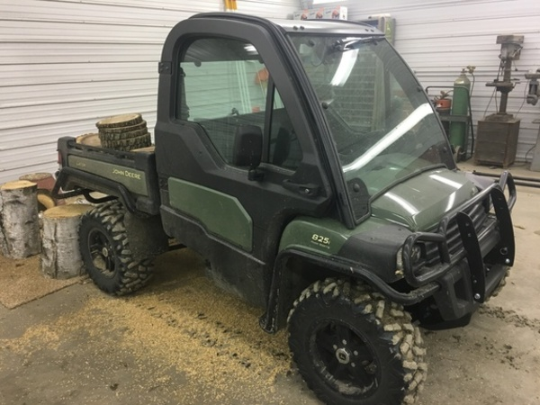 John Deere Gator Xuv 825i Atvs And Utility Vehicles For Sale