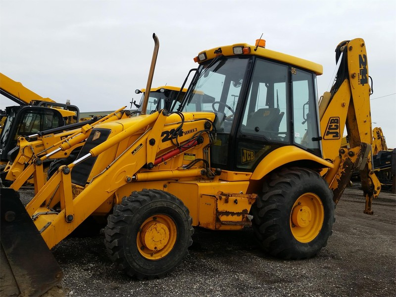 Used JCB Backhoes for Sale | Machinery Pete