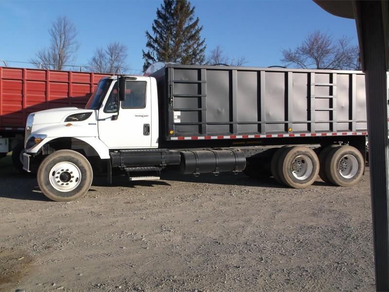 2008 International Workstar Semi Truck