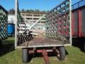 Custom Made 9X16 Hay Rack
