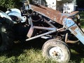 1963 Ford 2000 Tractor