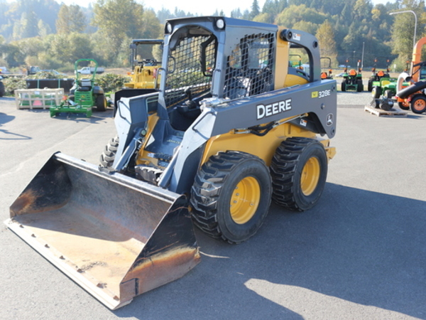 Used Deere 328E Skid Steers for Sale | Machinery Pete