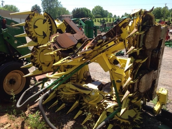 2014 John Deere 690 Forage Harvester Head