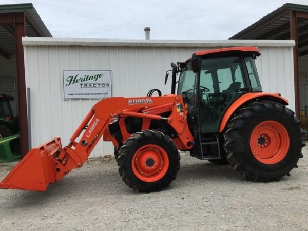 Used Kubota M5-111 Tractors for Sale | Machinery Pete