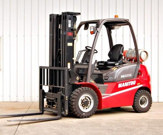 2018 Manitou MI25G Forklift