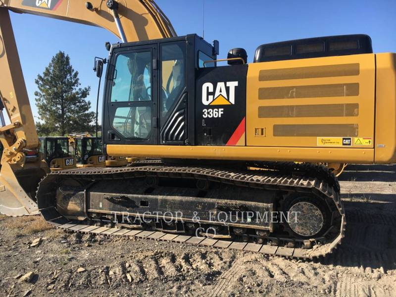 2018 Caterpillar 336FL Excavators and Mini Excavator
