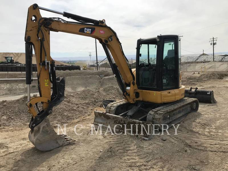 2015 Caterpillar 305.5E2CR Excavators and Mini Excavator