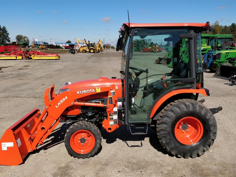 Used Kubota B3350 Tractors for Sale | Machinery Pete