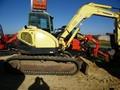 2007 Yanmar SV100 Excavators and Mini Excavator