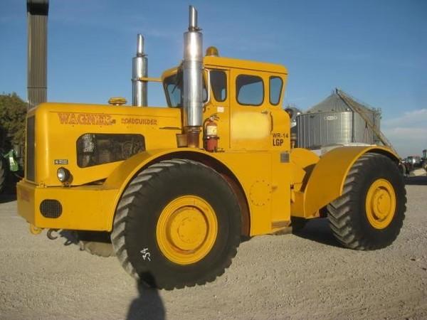 Wagner WA14 Tractor