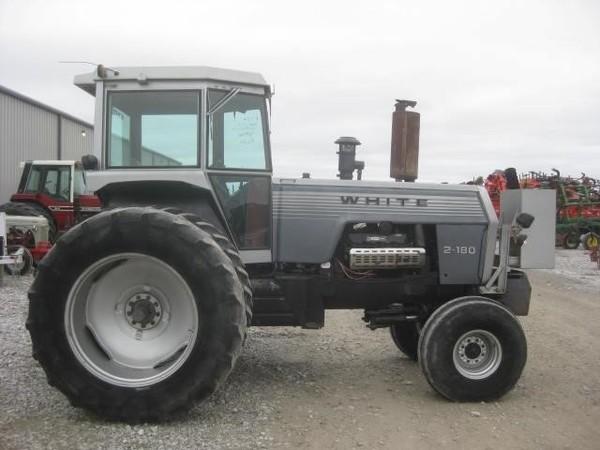 1978 White 2-180 Tractor