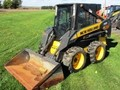 2010 New Holland LS150 Skid Steer