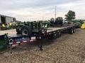 2017 LoadTrail 102X30 Flatbed Trailer