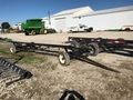 Home Made 20' Header Trailer