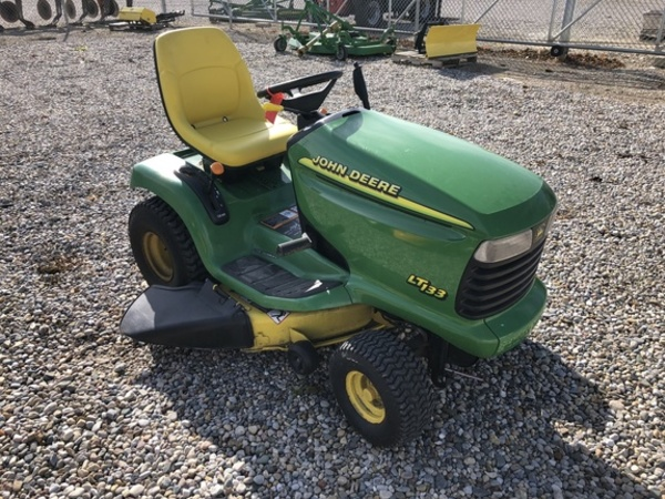 John Deere Lt133 Lawn And Garden For Sale Machinery Pete. 1998 John Deere Lt133 Lawn And Garden. John Deere. John Deere Lt155 Dom Mulching Deck Mower Belt Diagram At Scoala.co