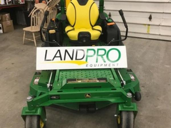 2017 John Deere Z997R Lawn and Garden