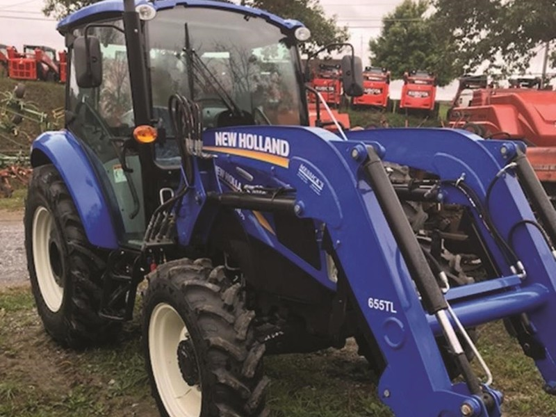 Used New Holland T4 75 Tractors for Sale | Machinery Pete
