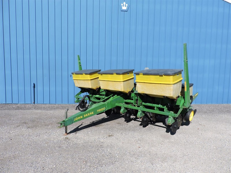John Deere 7200 Planters For Sale Machinery Pete