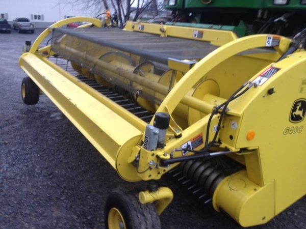 2013 John Deere 640C Forage Harvester Head
