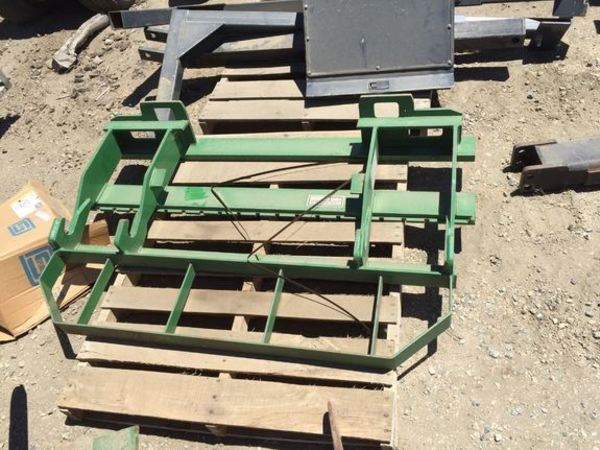 Frontier AP12A Loader and Skid Steer Attachment